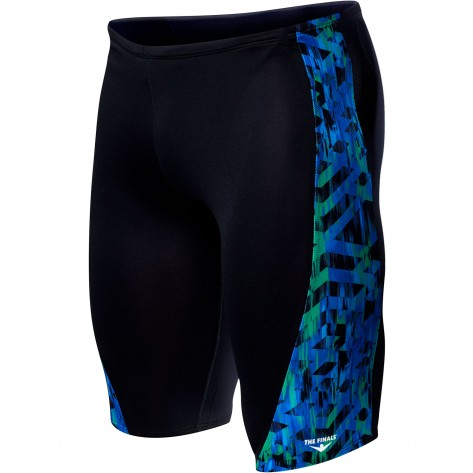 Boys' Omega Glide Splice Jammer Swimsuit