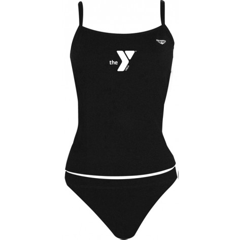 YMCA H-Back Tankini