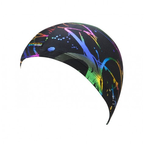 Peacock Swim Cap