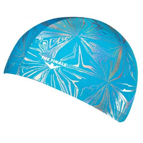 Snowflake Funnies Swim Cap