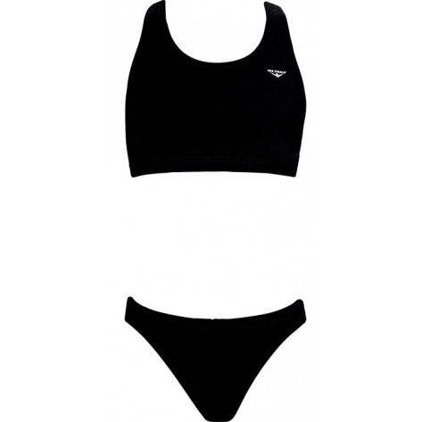 Endurotech Super V-Back Solid Workout Bikini
