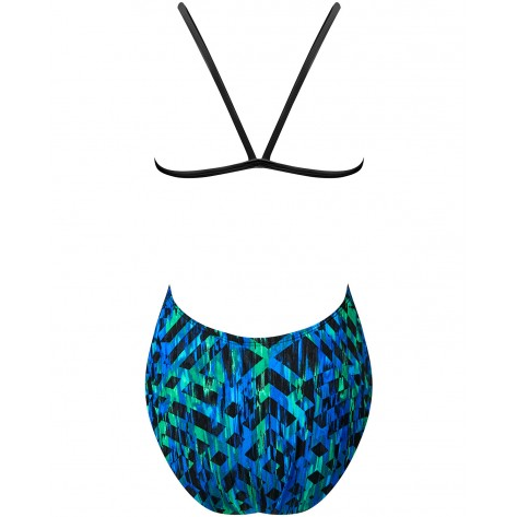Women's Omega Swanback Swimsuit color