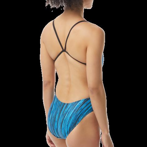The Finals Women's Zircon Swanback Swimsuit color