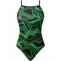 Girls' Maize Butterflyback Swimsuit