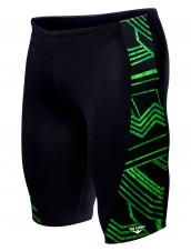 Men's Maize Glide Splice Jammer Swimsuit