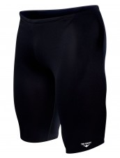 Men's Solid Jammer Swimsuit