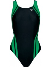 Reactor Splice Tough Competition Back Swimsuit