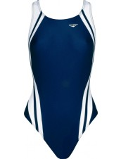 Youth Reactor Splice Tough Competition Back Swimsuit