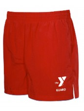 YMCA Guard Female Deck Shorts