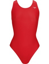 Xtra Life LYCRA® Solid Super V-Back Swimsuit