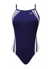 Women's Reactor Splice Butterflyback Swimsuit