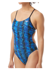The Finals Women's Edge Swanback Swimsuit