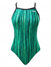 The Finals Girls' Zircon Butterflyback Swimsuit