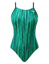 The Finals Girls' Zircon Swanback Swimsuit