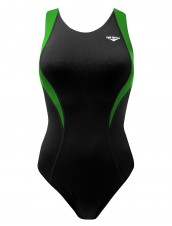The Finals Girls' Surf Splice Waveback Swimsuit