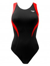 The Finals Girls' Surf Splice Waveback Swimsuit