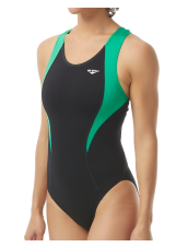 The Finals Women's Surf Splice Waveback Swimsuit