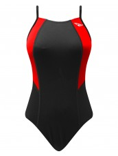 The Finals Girls' Surf Splice Swanback Swimsuit