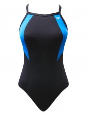 The Finals Girls' Surf Splice Butterflyback Swimsuit