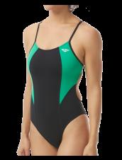 The Finals Women's Surf Splice Swanback Swimsuit