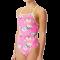 Women's Reel It In Foil Funnies Flutterback Swimsuit