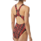 The Finals Women's Edge Waveback Swimsuit