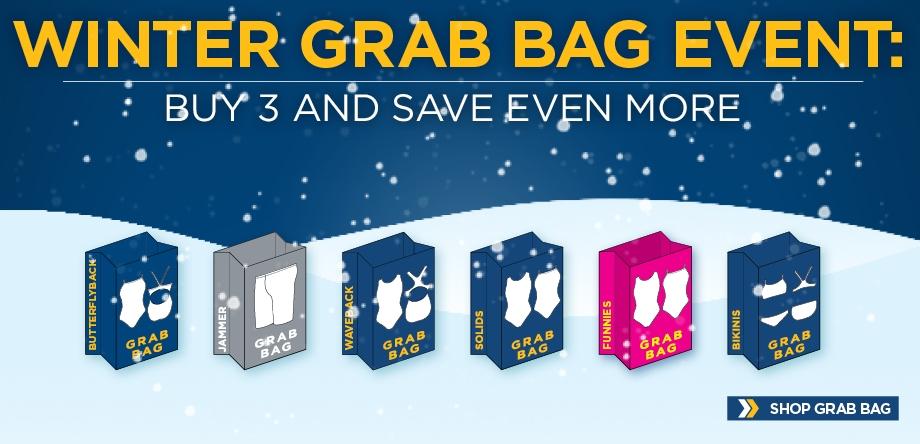 Winter Grab Bag HP