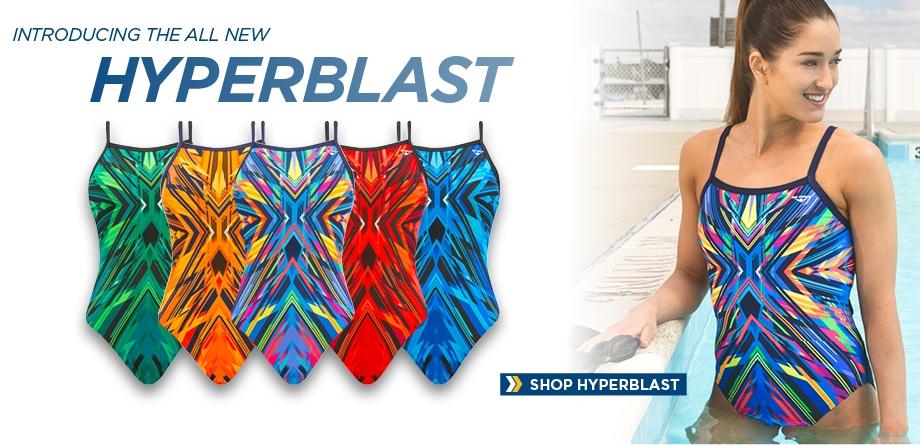 Hyperblast Swimsuit HP