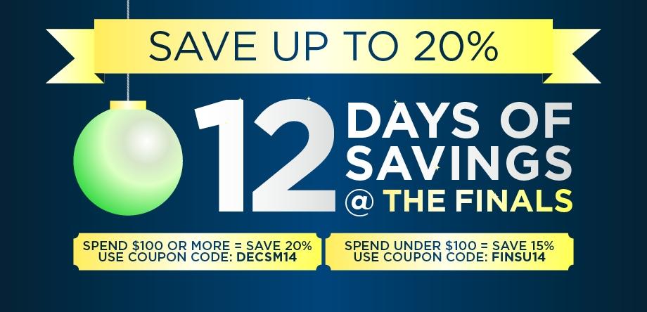 12 Days of Savings HP