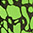 88 Green/Silver color