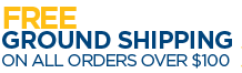 The Finals Free Ground Shipping on All Orders Over $100