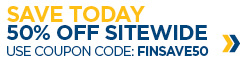 The Finals: 50% Off Sitewide